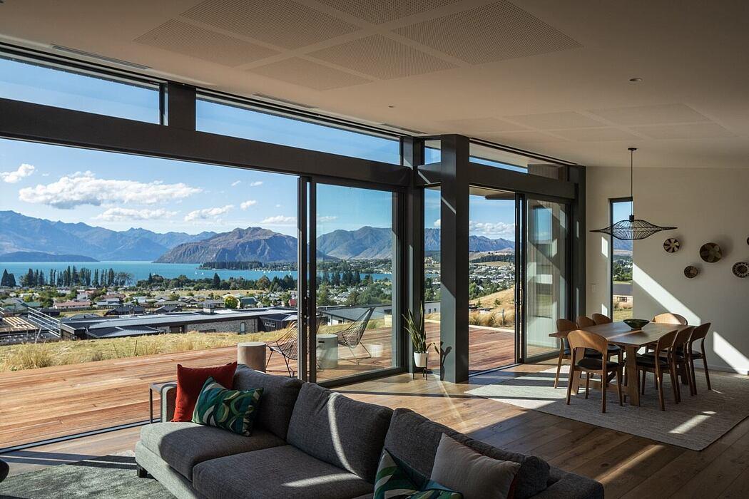 Ruby Ridge House by Condon Scott Architects