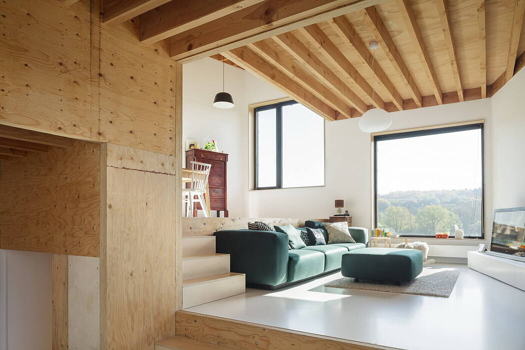 jmO House by Blaf Architecten