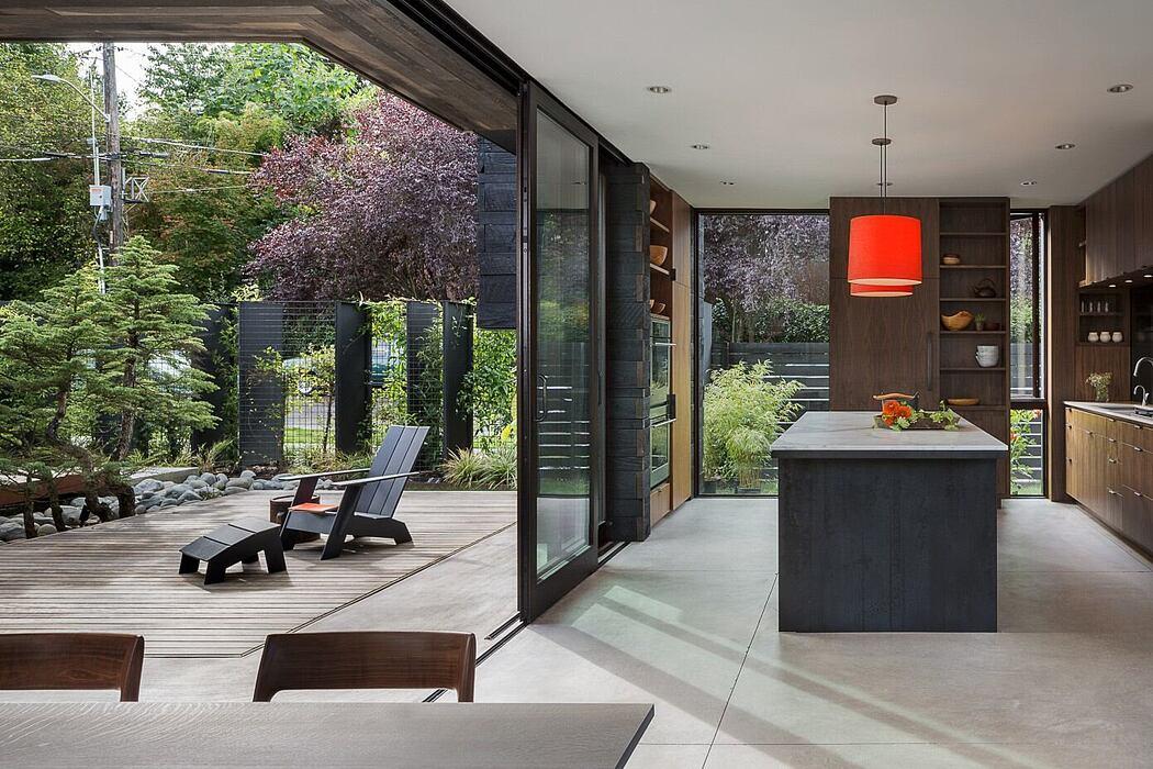 Helen Street Residence by mwworks