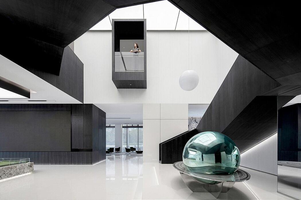 Taiyuan Longcheng Sales Office by W Studio