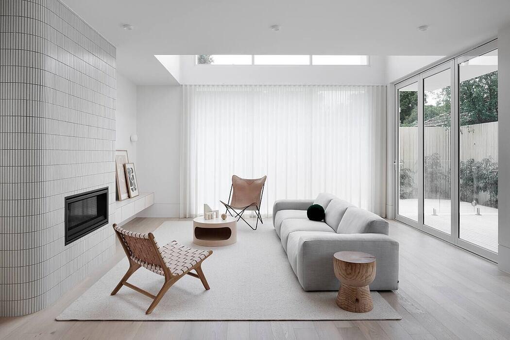 Kellett Street House by C.Kairouz Architects