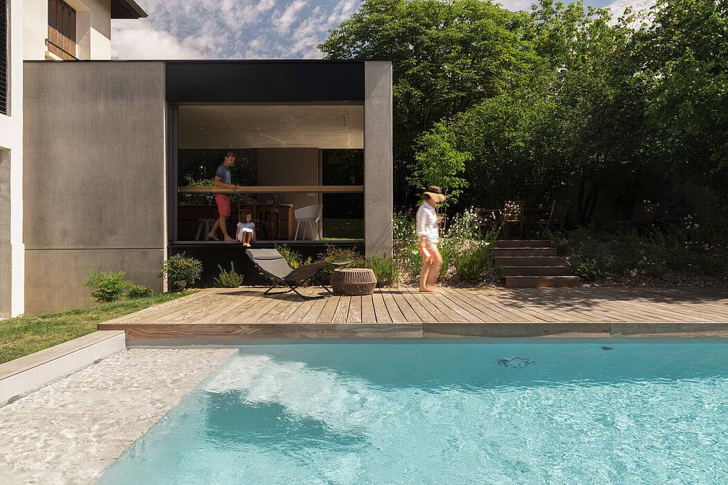 RGV House by Dank Architectes
