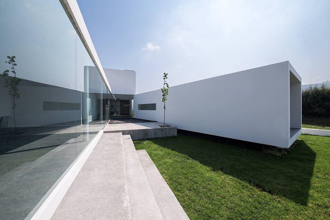 Casa San Antonio by Jaime Juárez Arquitectura