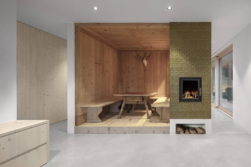 Ciasa Le Fiun by Architekt Daniel Ellecosta