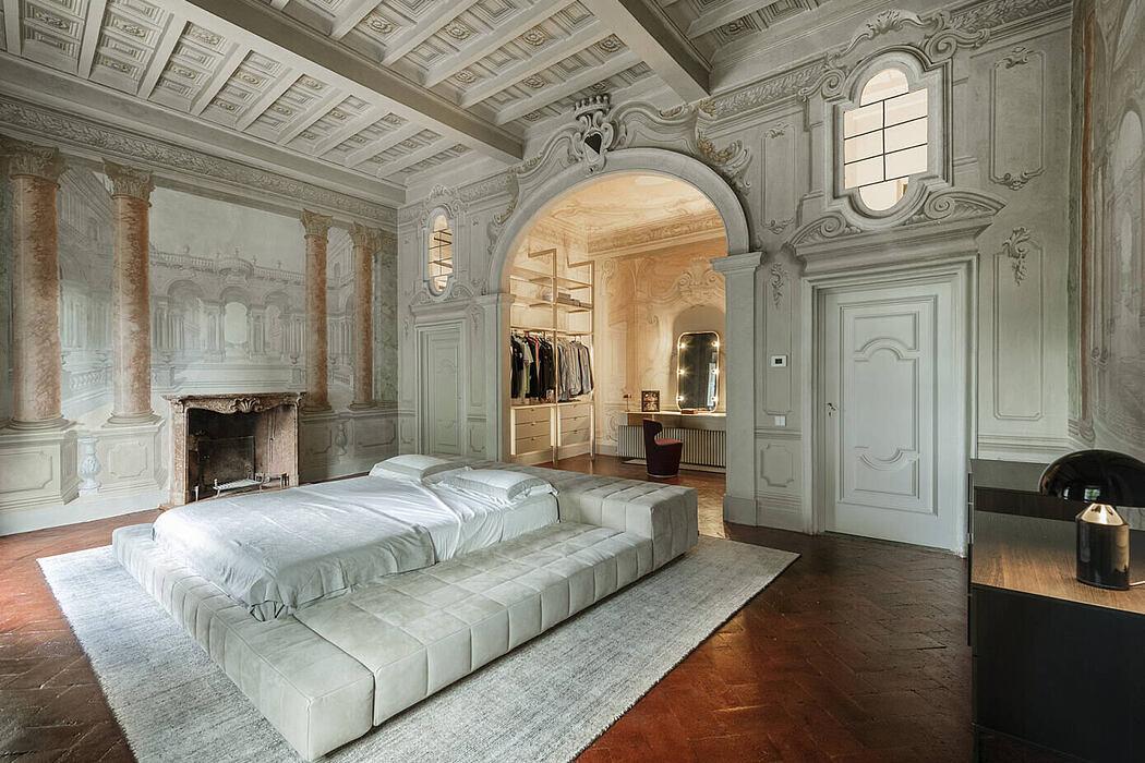 Villa Rinascimentale Sulle Colline di Firenze by Sammarro Architecture Studio