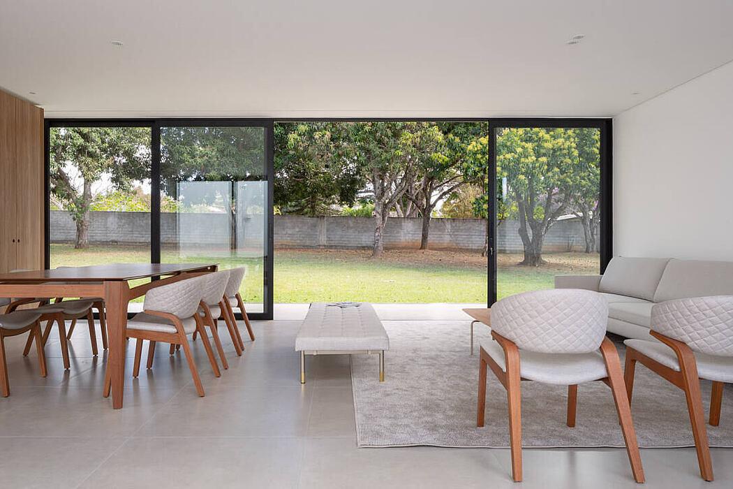 Park Way House by ARQBR Arquitetura e Urbanismo