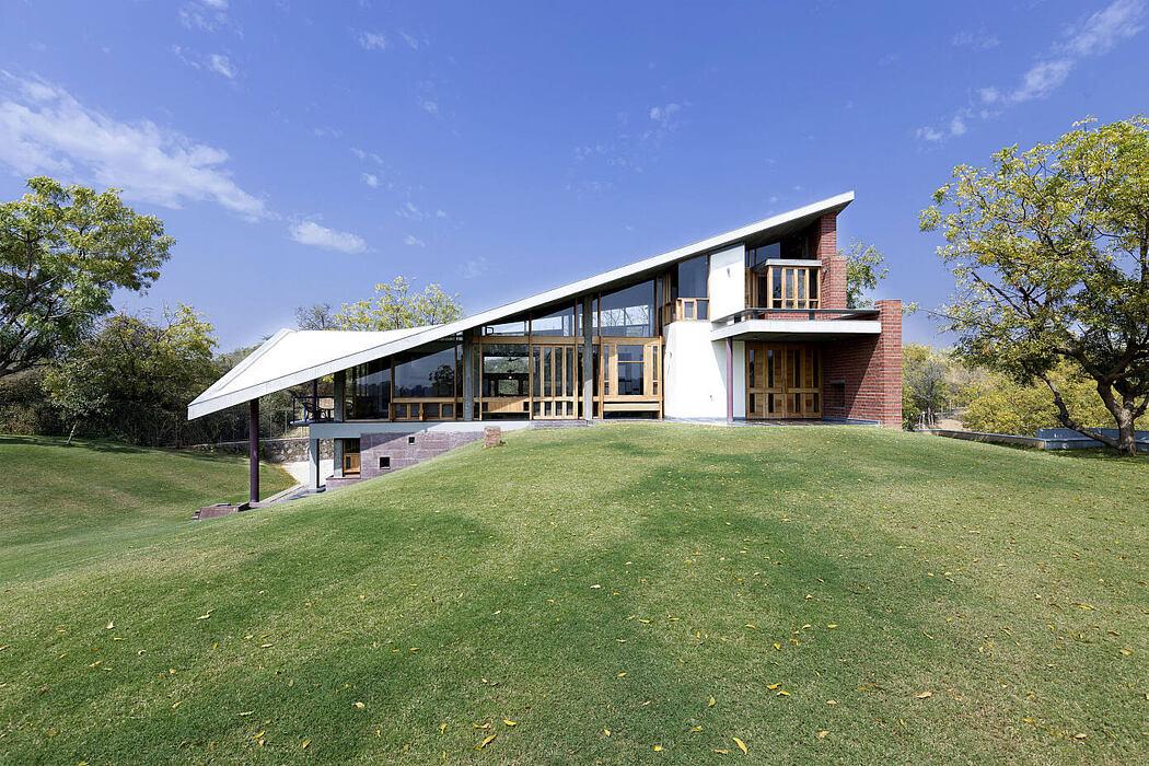 Weekend House by Studio 4000
