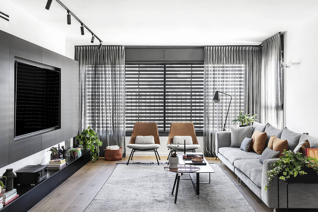 AA Apartment by Maya Sheinberger