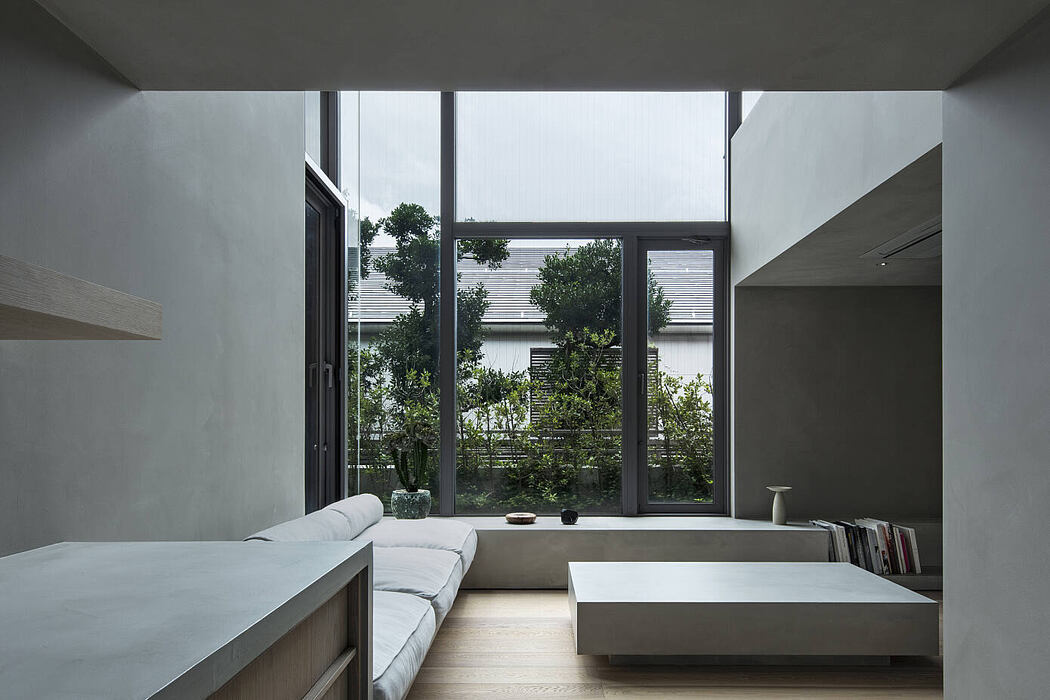 House in Gotanda by Suppose Design Office - 1