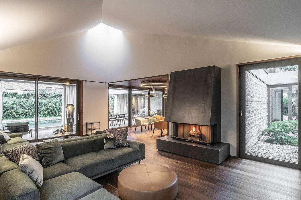House 2G by Haro Architects