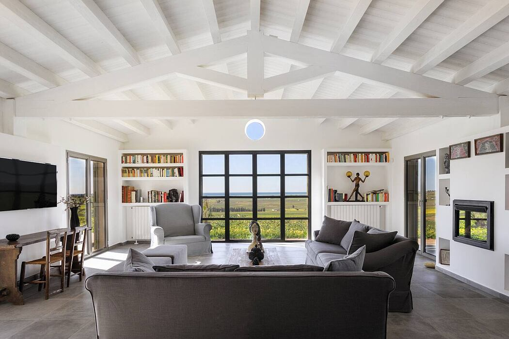 Casa del Maestro Tutino by Studio Agnello & Associati