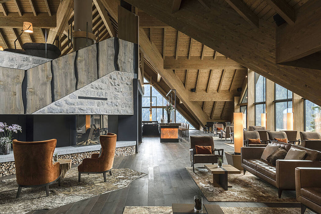Lefay Resort & Spa Dolomiti by Demetzarch