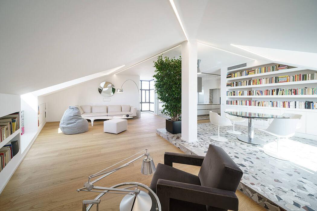 M'Inclino by Brain Factory – Architecture & Design