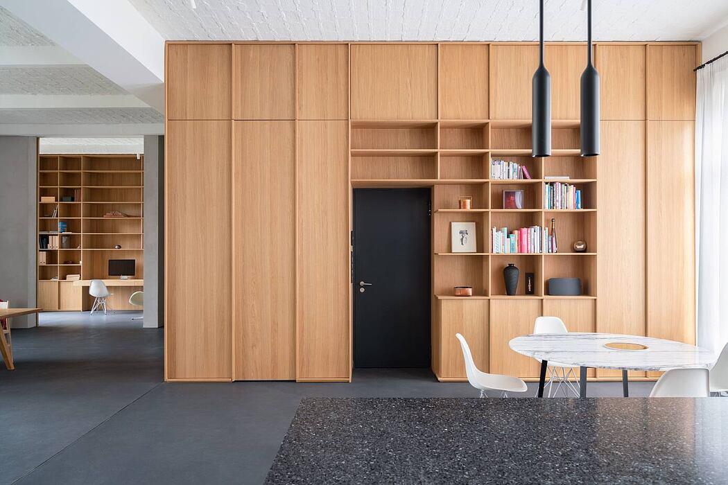 Loft SCH51 by Batek Architekten