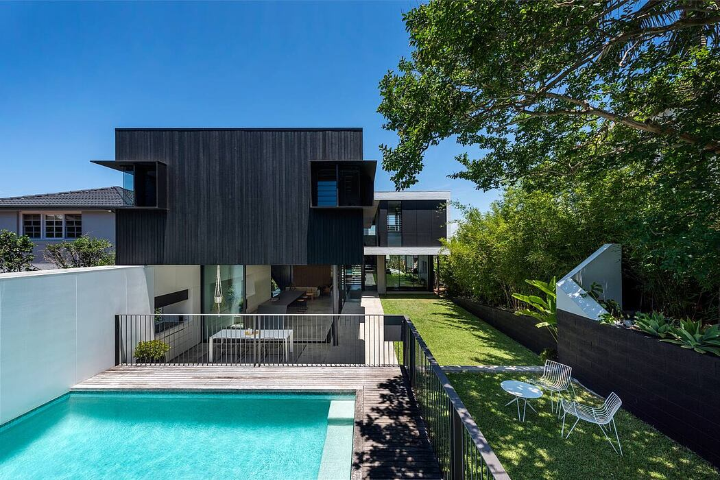 Andubh by MCK Architecture + Interiors