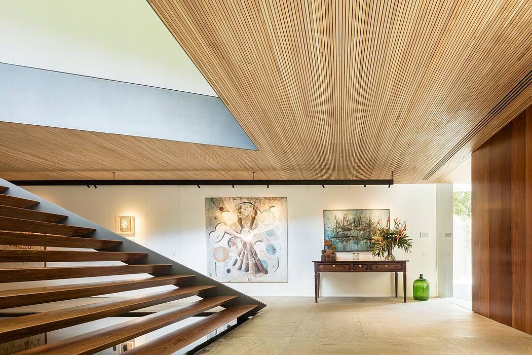 Asa House by Bernardes Arquitetura