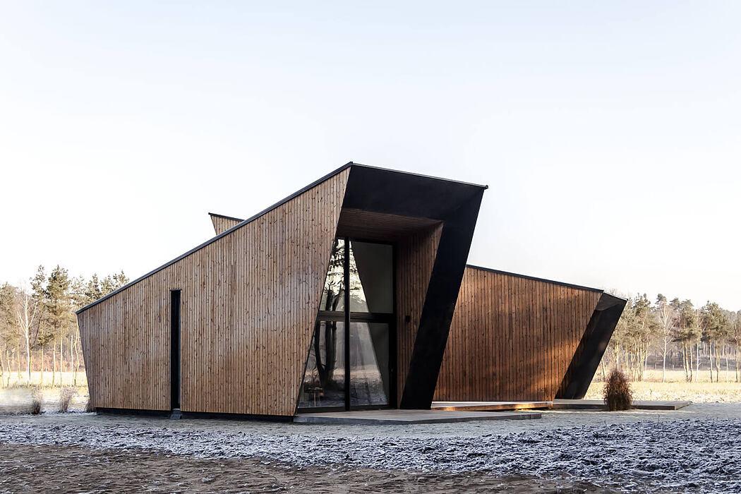 Cichosza Cottages by Modern Studio Architektury