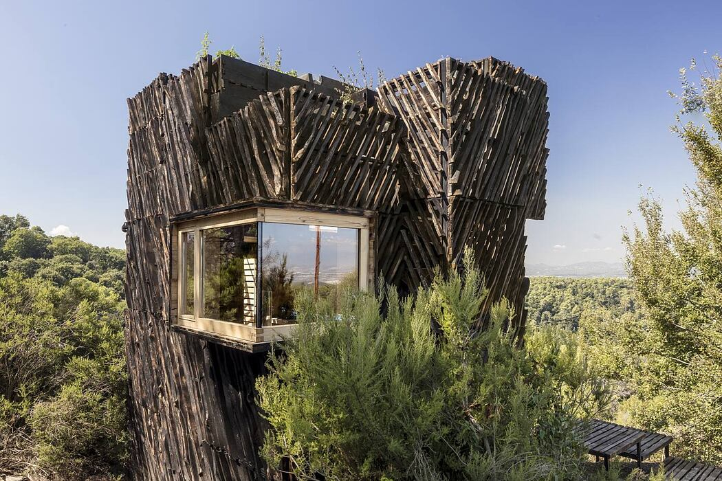 The Voxel_A Quarantine Cabin by IAAC