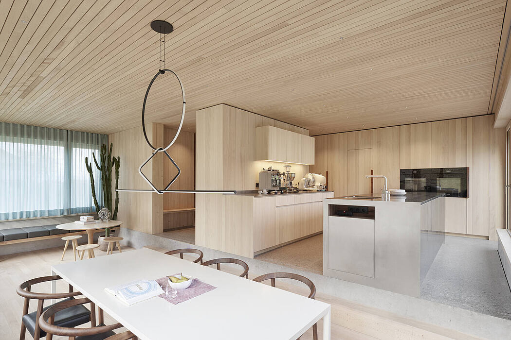 House in the Orchard by Firm Architekten