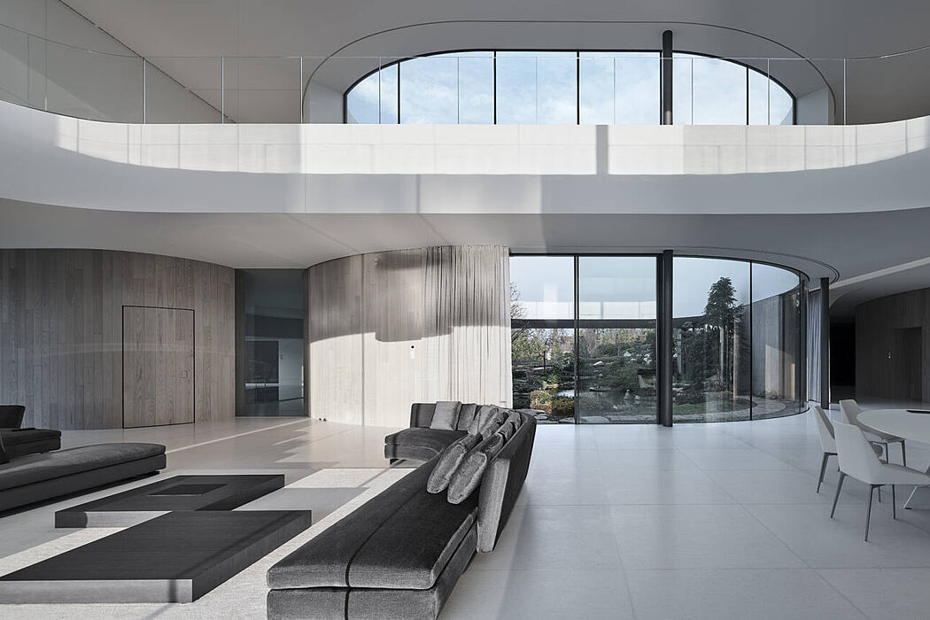 From the Garden House by Robert Konieczny – KWK Promes