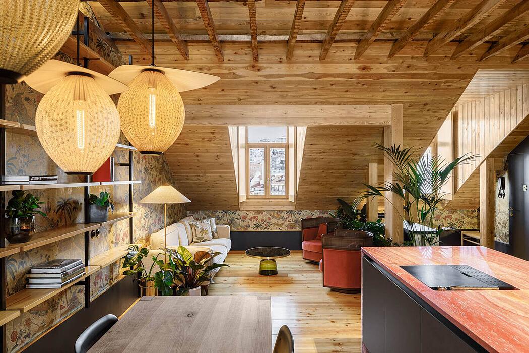Almirante Reis Apartment by Bala Atelier