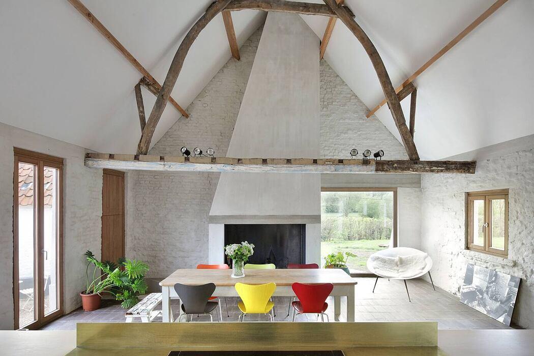 House BS by Graux & Baeyens Architecten