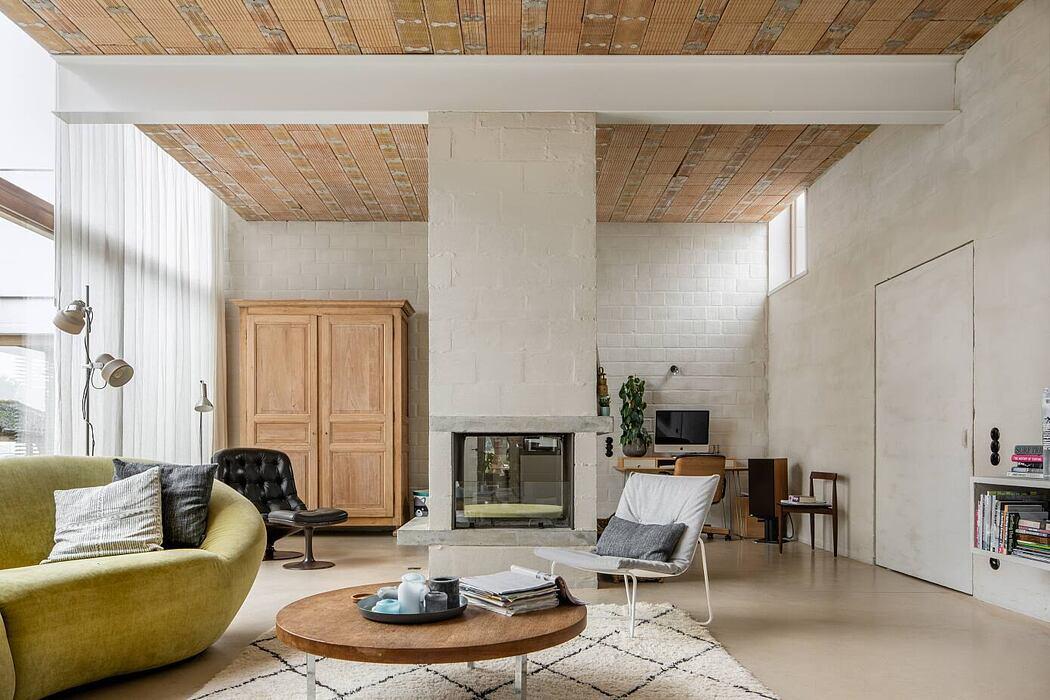 House C-VL by Graux & Baeyens Architecten