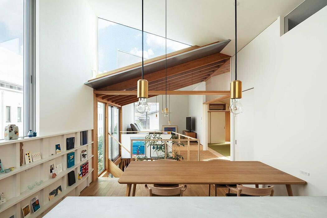 House with a Margin by Yukawa Design Lab
