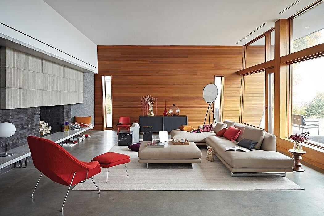 Sands Point Residence by HMA2 Architects