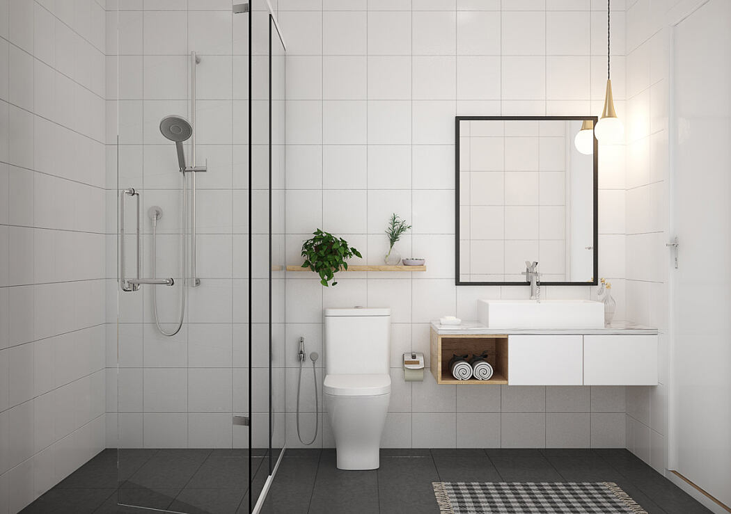 Elements of a Perfect Minimalist Bathroom - 1
