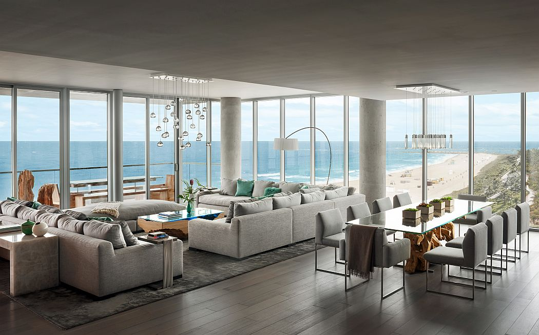 Miami Penthouse by Smiros & Smiros - 1