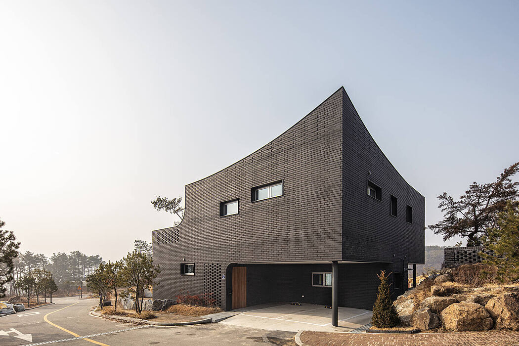 Wing House by Urban Terrains Lab